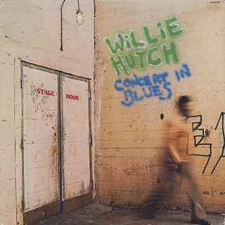 Willie Hutch / Concert In Blues