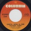 Earth, Wind & Fire / Kalimba Story c/w Tee Nine Chee Bit
