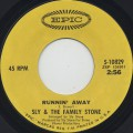 Sly And The Family Stone / Runnin' Away