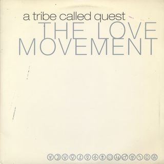 A Tribe Called Quest The Love Movement 3lp Lp Jive