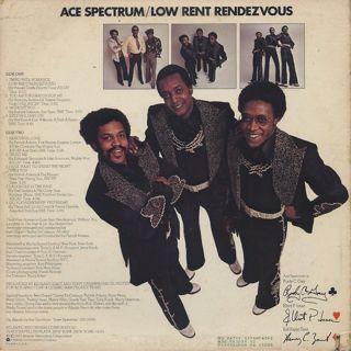 Ace Spectrum / Low Rent Rendezvous back