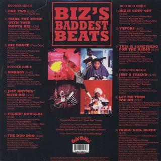 Biz Markie / Biz's Baddest Beats back
