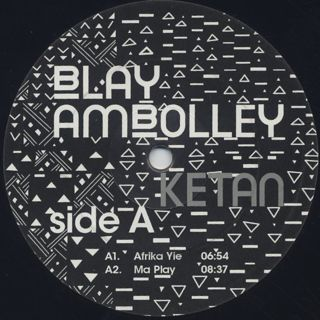 Blay Ambolley / Ketan label
