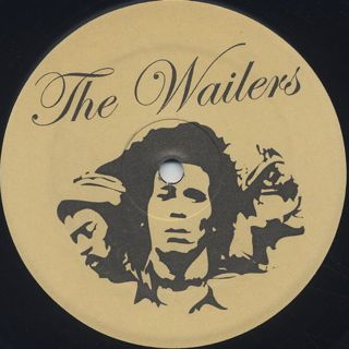 Bob Marley & The Wailers / Rebel Music (Dub) label