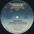 Bohannon / Let's Start II Dance Again-1
