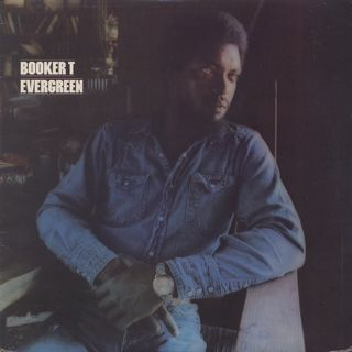 Booker T / Evergreen front