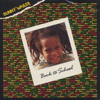 Bunny Wailer / Back To School (12