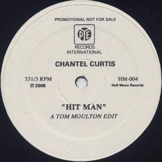 Chantel Curtis / Hit Man back