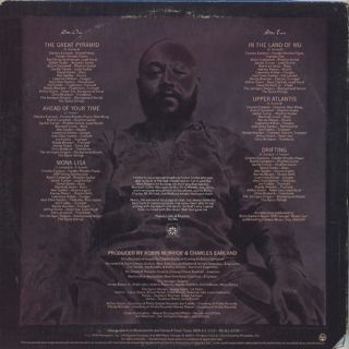 Charles Earland and Oddysey / The Great Pyramid back
