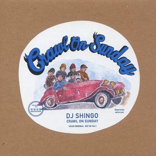 DJ Shingo / Crawl On Sunday