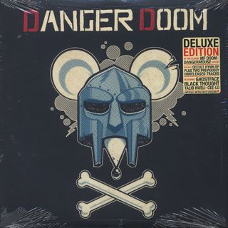 Danger Doom / The Mouse And The Mask(Deluxe Edition) front