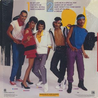 DeBarge / In A Special Way back