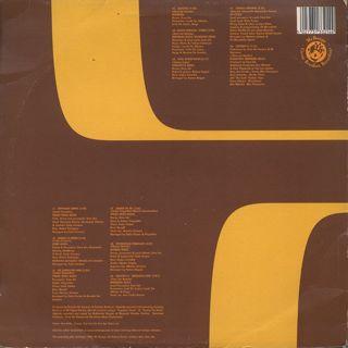 Dom Um Romao / Rhythm Traveller back