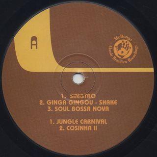 Dom Um Romao / Rhythm Traveller label