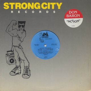 Don Baron / Action front
