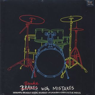 Earl Davis / Breaks With Mistakes front
