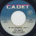 Etta James & Sugar Pie DeSanto / In The Basement