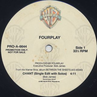 Fourplay / Chant