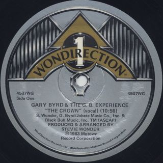 Gary Byrd And The G.B. Experience / The Crown