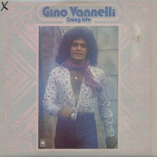 Gino Vannelli / Crazy Life front