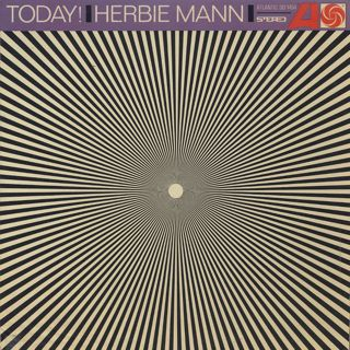 Herbie Mann / Today! front
