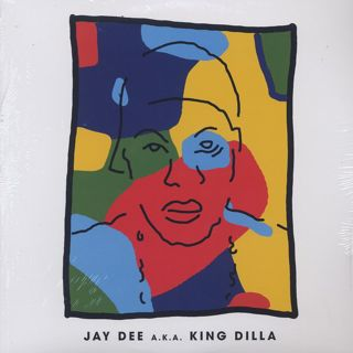 J Dilla / Jay Dee a.k.a. King Dilla front