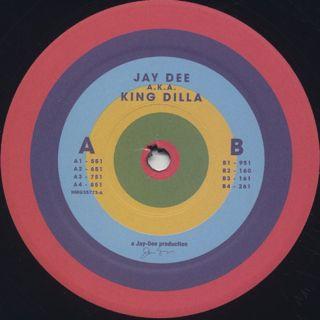J Dilla / Jay Dee a.k.a. King Dilla label