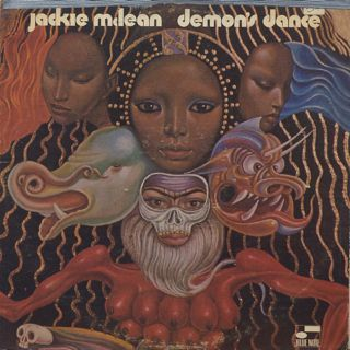 Jackie Mclean / Demon's Dance