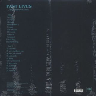 Jalal Salaam x Ewonee The Beatnik / Past Lives back