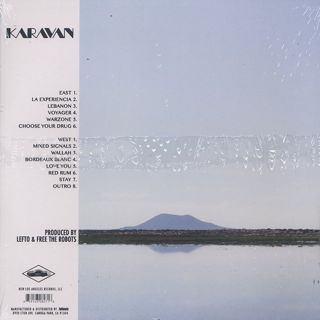 Karavan (Lefto & Free The Robots) / Karavan back