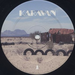 Karavan (Lefto & Free The Robots) / Karavan label