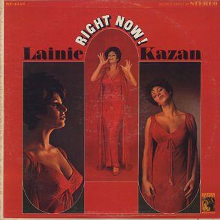 Lainie Kazan / Right Now!