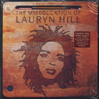 Lauryn Hill / The Miseducation Of Lauryn Hill front