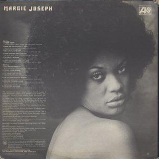 Margie Joseph / Margie Joseph back