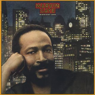 Marvin Gaye / Midnight Love front