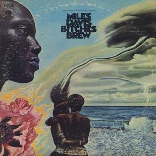 Miles Davis / Bitches Brew front