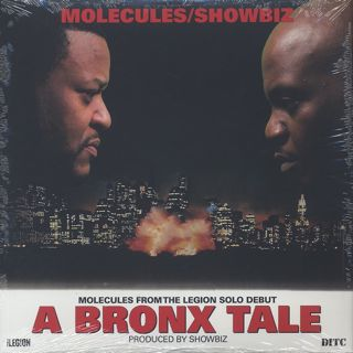 Molecules & Showbiz / A Bronx Tale front
