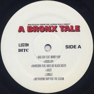 Molecules & Showbiz / A Bronx Tale label