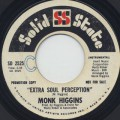 Monk Higgins / Extra Soul Perception c/w Watermelon Man