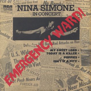 Nina Simone / In Concert - Emergency Ward!