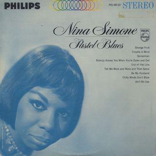 Nina Simone / Pastel Blue