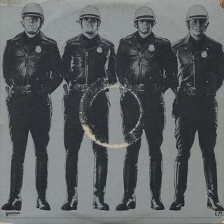 O.S.T. / Electra Glide In Blue back
