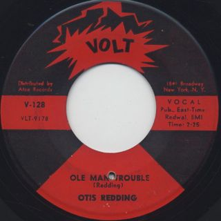 Otis Redding / Respect back
