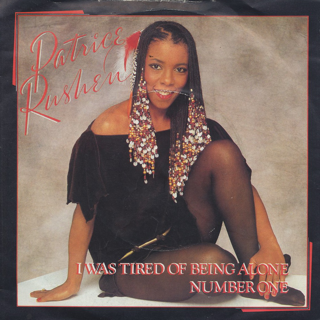 Patrice Rushen / I Was Tired Of Being Alone (45)