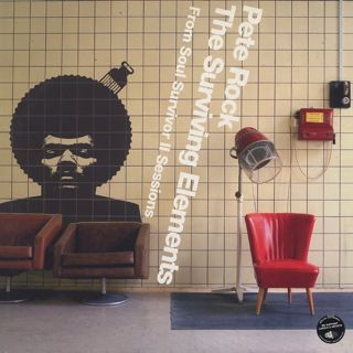 Pete Rock / The Surviving Elements front