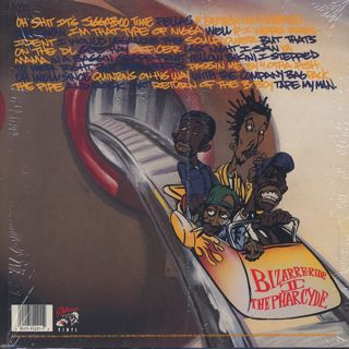 Pharcyde / Bizarre Ride II The Pharcyde back