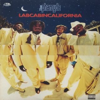 Pharcyde / Labcabincalifornia (2LP+12