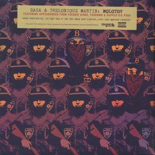 Saga & Thelonious Martin / Molotov