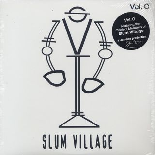 Slum Village / Vol. 0 front