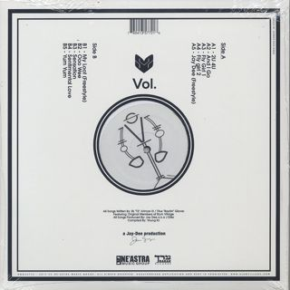 Slum Village / Vol. 0 back